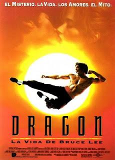Ver Película Dragon, la vida de Bruce Lee Online Gratis (1993)