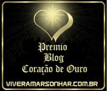 Prémio Blog Coração de Ouro