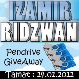 Izamir Ridzwan GiveAway