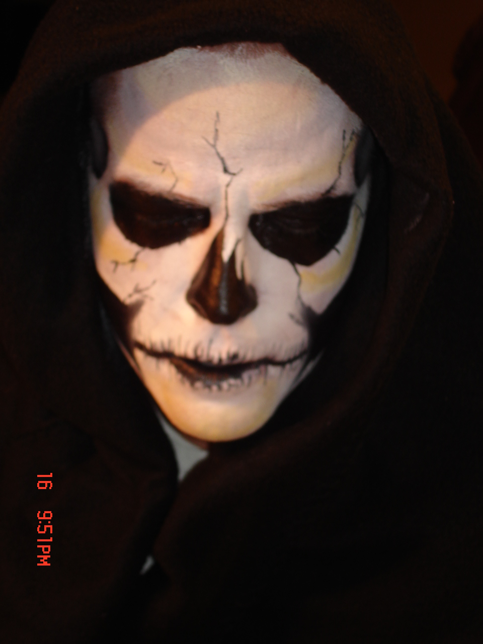 From the LETC Board of Directors: Halloween Makeup - Scary Halloween Makeup For Guys