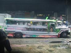 Ubiquitous Philippine Jeep