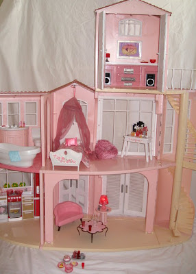 Barbie Dreamhouse Dream House