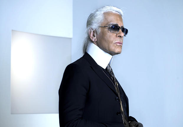 karl lagerfeld photography. Photo Source