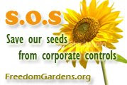 Save Our Seeds