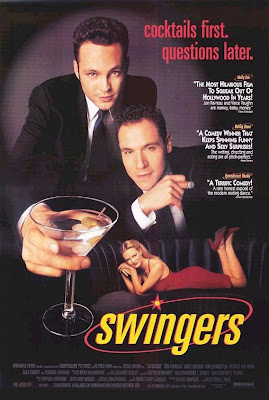 swingers, movie poster, john favreau, vince vaughn