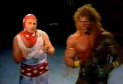 phil collins, the ultimate warrior
