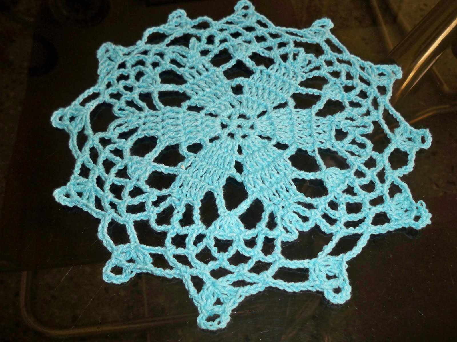 Tapetes tejidos de crochet and post pelautscom picture for Tapetes de crochet