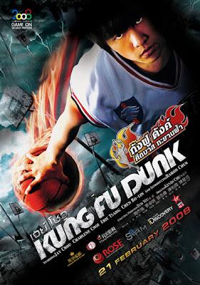 Kung+fu+dunk Kung fu basket (2008) Español