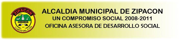 OFICINA DE DESARROLLO SOCIAL - ZIPACON