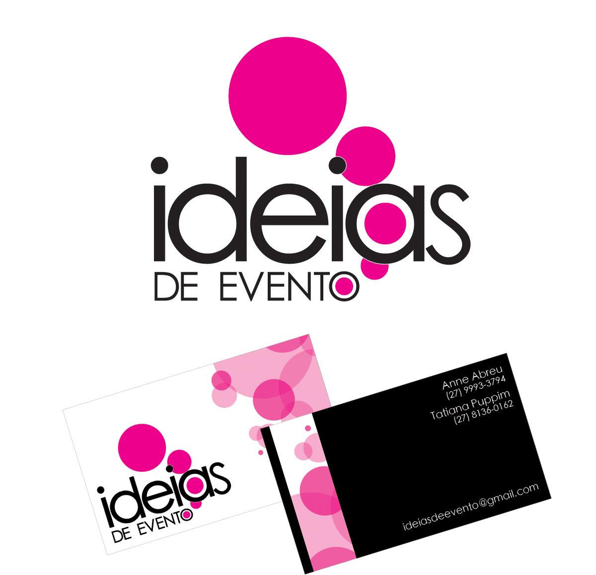 Carlos Bao Design: Logomarca Ideias de Evento   Cartão de Visitas #C50675 1200 1158