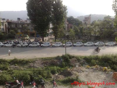 nepal fuel crisis
