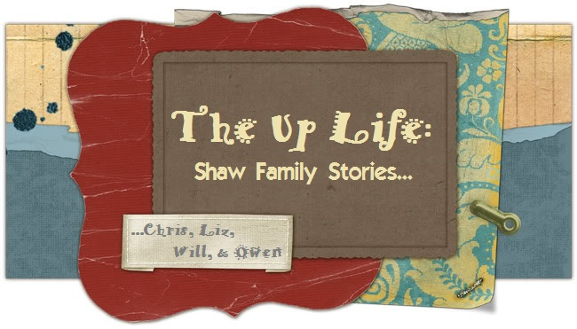 The Up Life: Shaw Family Stories