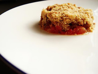 Cake Poivron Tomate Chevre