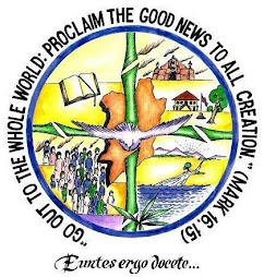 The Logo of the Offices of Christian Education, Catechesis, and Mission