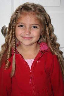 Tween Hairstyle