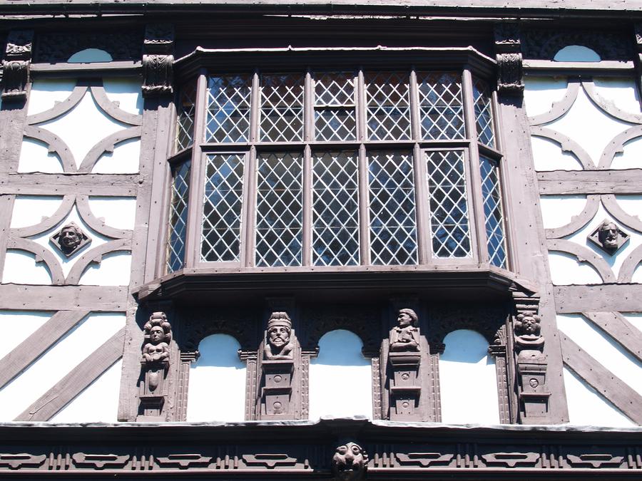 Tudor Windows glorious twelfth: how to make a tudor casement window, part i
