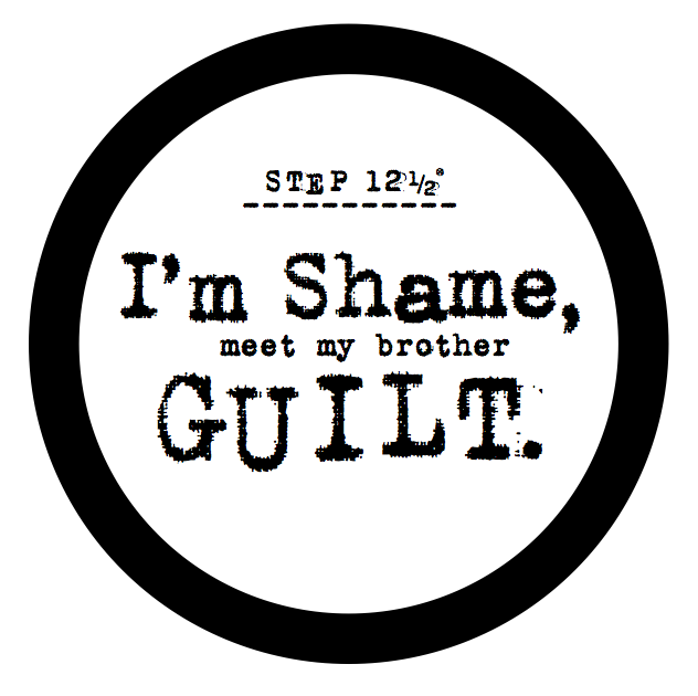 guilt and shame in who you Lies perpetuated in the name of guilt and shame there are three major myths about guilt/shame that often severely limit our lives and make us miserable the first and biggest lie is that guilt can protect us from being punished in fact, guilt is an unconscious i owe you for punishment that's right.