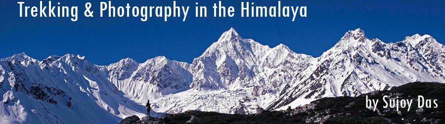 Trekking and  Photography in the Himalaya
