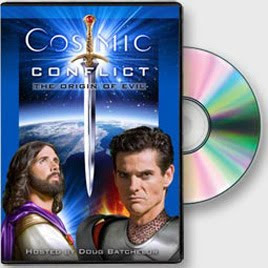 dv ccoe md DVD O Conflito Cosmico   A Origem do Mal