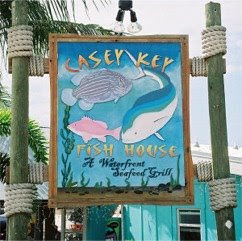 I 39 m just beachy casey key fish house for Casey key fish house