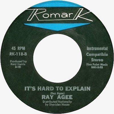 Ray Agee The Wobble Oo Theres Something Wrong