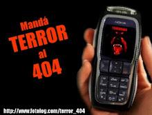 T error 404