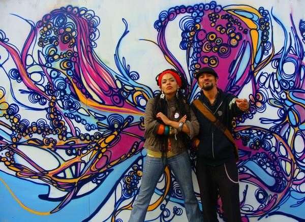 GRAFFITI MEXIKHA