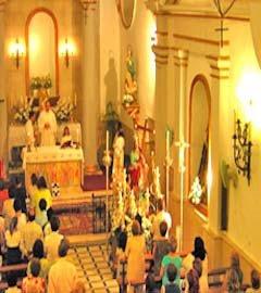 Parroquia de Santa Elena