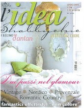 L&#39;IDEA SHABBY CHIC
