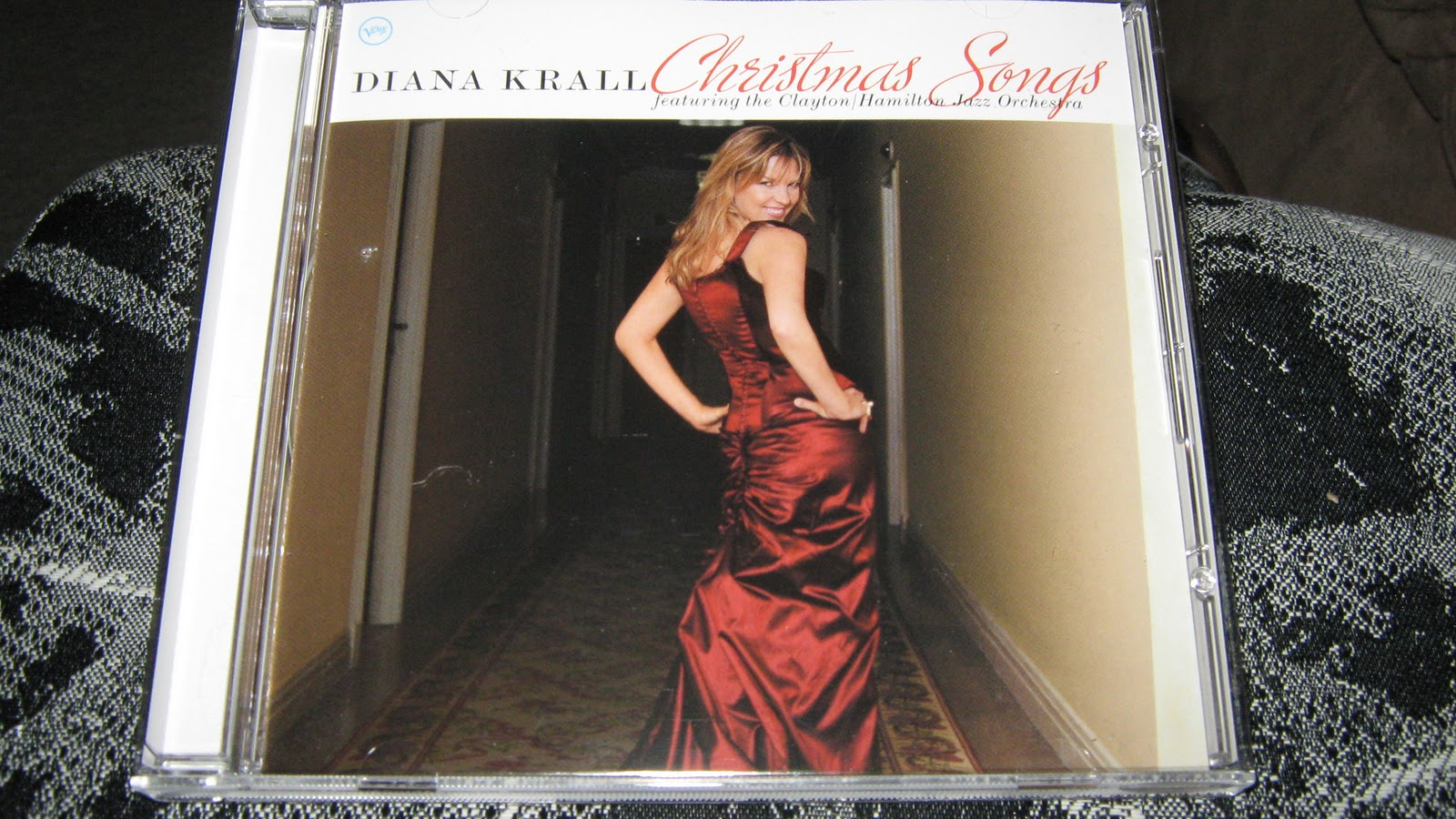 christmas songs by diana krall featuring the claytonhamilton jazz orchestra - Diana Krall Christmas Songs