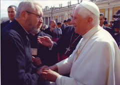 Meeting Benedict XVI