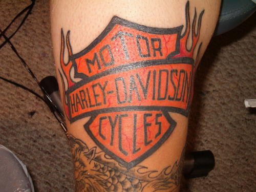 Harley-Davidson Tattoos
