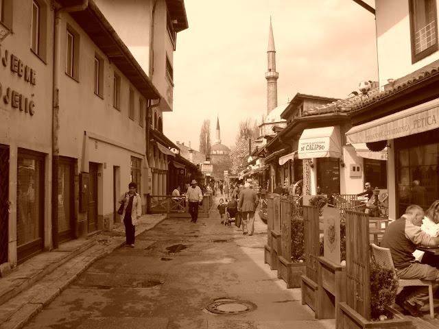 Sarajevo - oraşul fără pereche