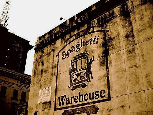 Houston Ghost Tours Spaghetti Warehouse