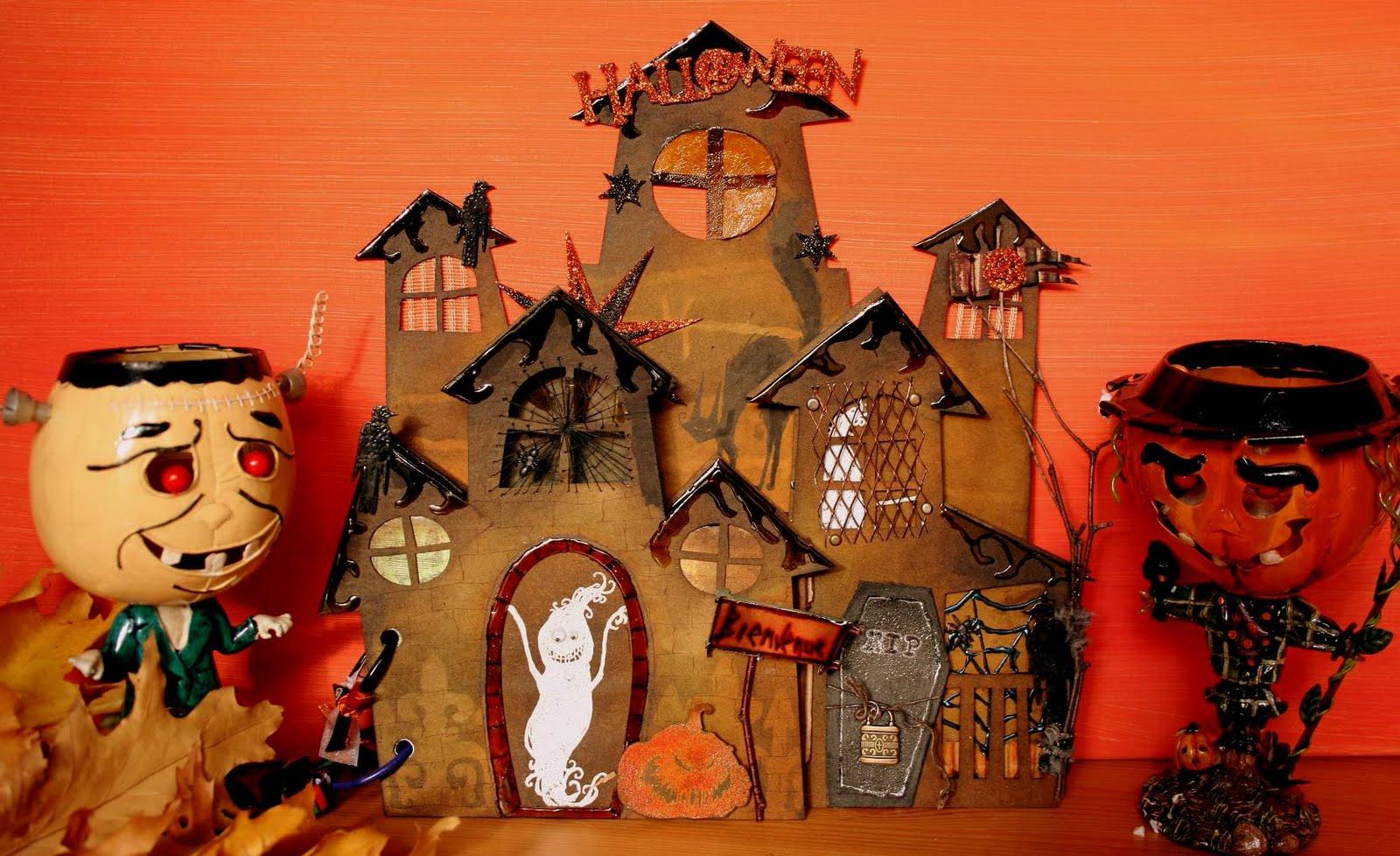 Magenta: Maison hantée / Haunted Mansion