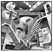 M.C. Escher, Relativity