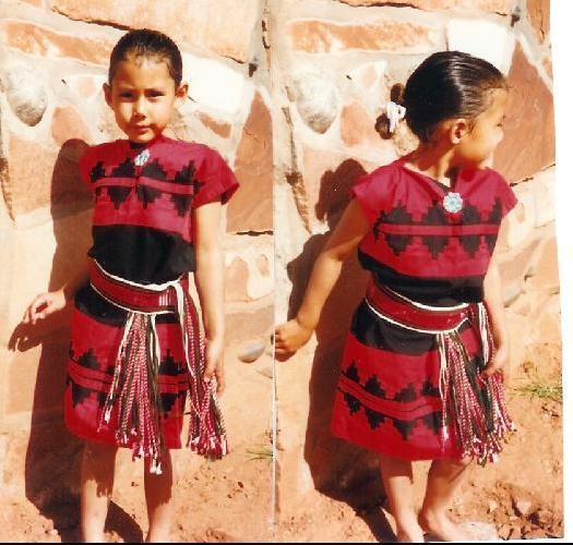 Navajo Clothing