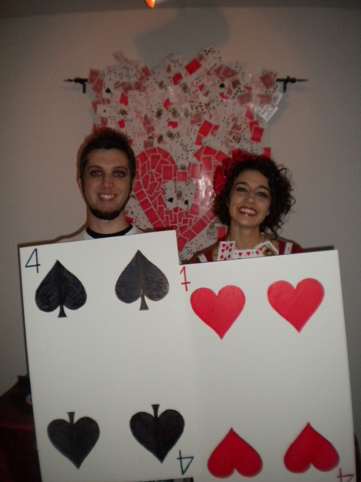 Playing Card Halloween Costumes Playing Card Halloween Costume