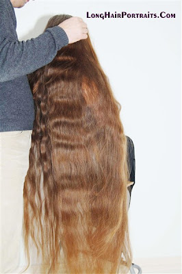 long hair fall