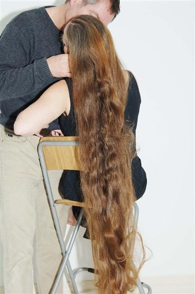 Long Hair Fetish
