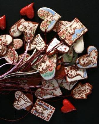 Bijoux, grigris talismans...