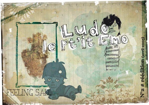 Les Aventures de Ludo le Pt'it Emo N°2