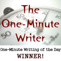 The One-Minute Writer Winner