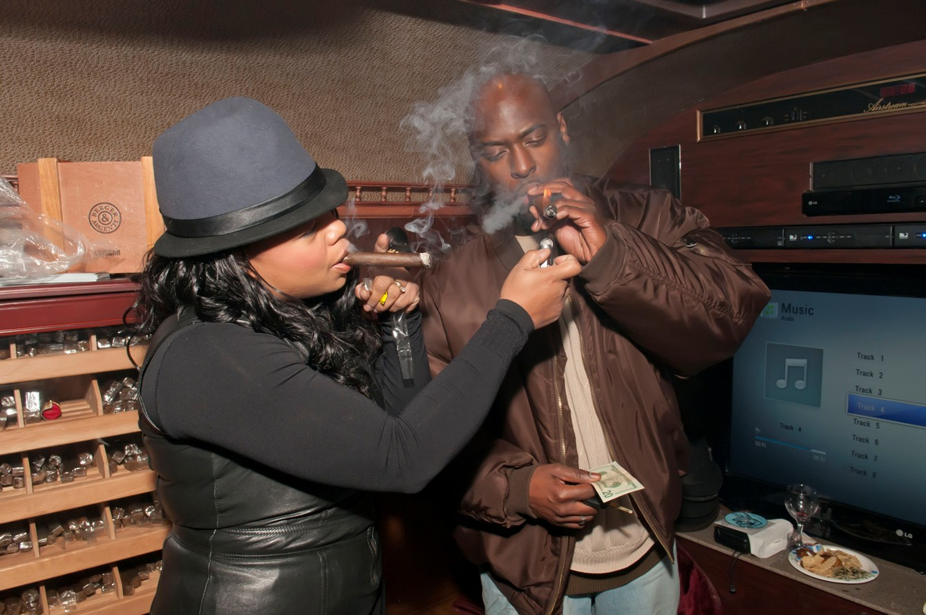 TALKING CIGARS: What To Tell Your Wife - Smoking Cigars