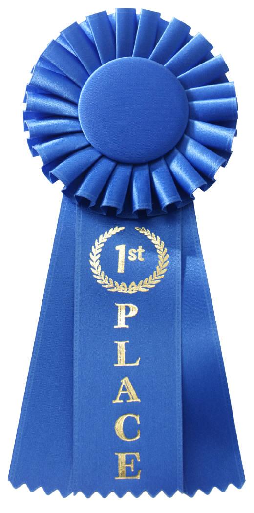 Blue Ribbon Award Ceremony