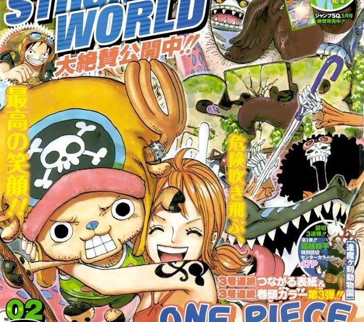 MoeMoee: Manga Comic One Piece Indonesia Chapter 567