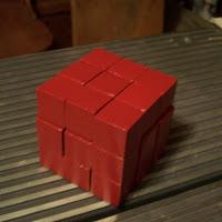 Assembled Soma Cube