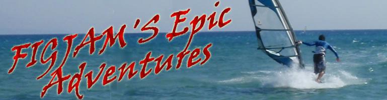 FIGJAM'S Epic Adventure