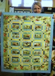 Little quilts blog it 39 s time for show n tell for 10 minute table runner with batting