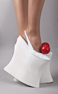 M & M's shoes, необычная обувь